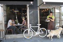 Chroma Bikes on the Street