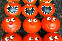 Red Nose Cakes