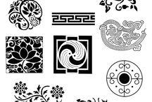 asian art symbols