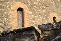 Tower Barn - Castle Gropparello / a magical tower to sleep inside the Castle of Gropparello