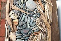 Stones and pebbles / by Leena Nio