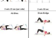 Fitnessoefeningen