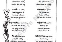 Grammar / by Jennifer Taylor
