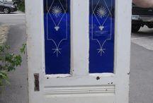 Two Panel Door Inspiration