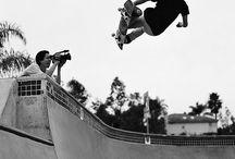 • skateboard •