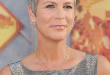 Celebrities with Gray Hair