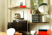 The Style Guide: Bookshelf Accessorizing