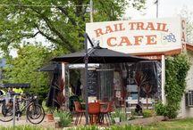 Kid-friendly cafes - Regional VIC
