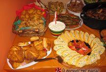 Party recipes,cakes,ideas