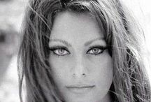 Sophia Loren / Sophia Loren, actress, beatiful