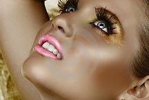 Make up / by .Mariana.