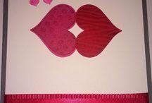 Stampin Up Valentines