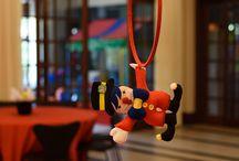 Festa Infantil - Tema Circo na Casa de Festas do Graciosa Country Club - Por Brilha Flor / Decoração aniversário de criança, festa infantil com tema Circo - Produção Brilha Flor - Fotografias por: www.guswanderley.com.br