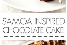 Girl Scout cookies recipes