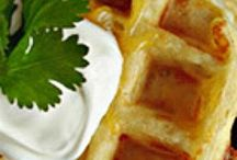 Edibles- Iron my Waffles!