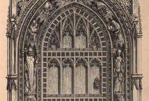Gothic Building Details