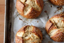 Hearty & savory breads