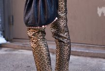 Padded trousers