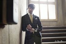 Luigi Bianchi Mantova Sartoria - FW1516 collection