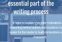 Writing Tips - Creating Characters