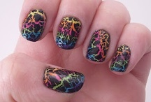 Lovely nails / by Anna Craver
