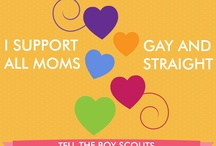 #ScoutsForAll / This Mother's Day, tell the Boy Scouts you support Jennifer & ALL moms, gay & straight! #scoutsforall