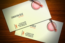 business cards / by Mariana Branco