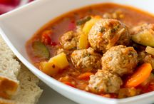 kulinarne - zupy