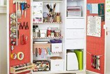 Storage Ideas / Neat!