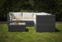 Bramblecrest Garden Furniture; Sofa Set / Bramblecrest Garden Furniture; Sofa Set