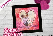 Regalos San Valentín / Los más originales regalos para esta fecha tan especial solo los encuentras en Personálika