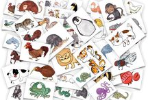 Cartes animals