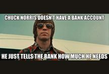 ITS TIME FOR CHUCK NORRIS