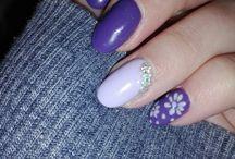 My nails.❤