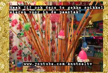 Pasen / Ei, ei, ei en we zijn zo blij! Knutsel je met ons mee op www.youtube.com/knutseltv