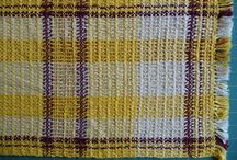 Weaving - Rigid heddle