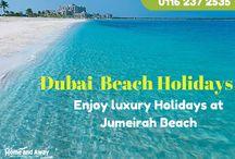 Dubai Beach Holidays