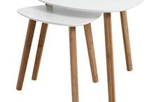 Scandinavian interior - table