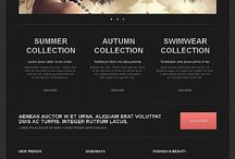 Fashion Store Moto CMS HTML