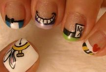Disney nails / by Wendy Mirabella
