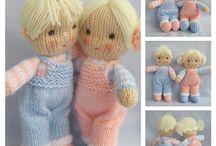 Puppen handgefertigt