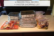 Freezre Meal Ideas