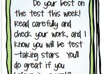 Tests, Tests, Tests