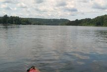 Rafting and Kayaking / Love to be out on the water!!!