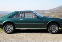 Ford Mustang 1979 Dark Jade