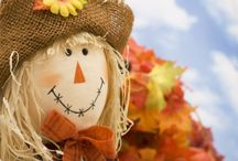 Build Your Own Scarecrow + Jack O Lantern Ideas / Your porch will be the envy of the neighborhood decorated with your very own scarecrows and pumpkins.   / by Garden of the Gods Club and Resort