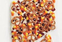 Halloween Eats / by Sherri Hall