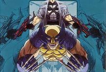 Comics Covers Marvel - Collection 100% Marvel - Wolverine - Punisher