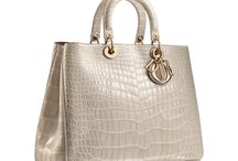Exotic leather bag  / Handbags