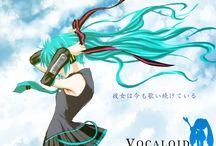 Hatsune Miku / Hatsune Miku Vocaloid